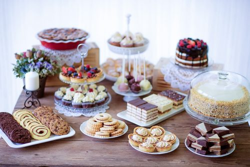 dessertbuffet catering wageningen